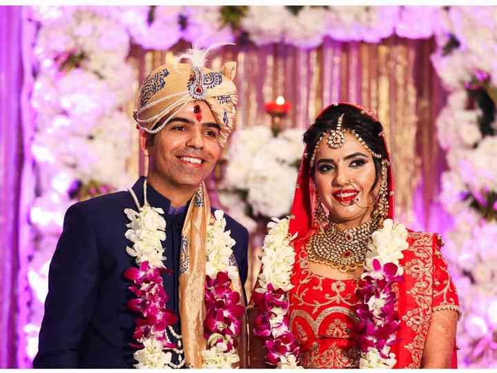 The wedding of Richa and Saurabh