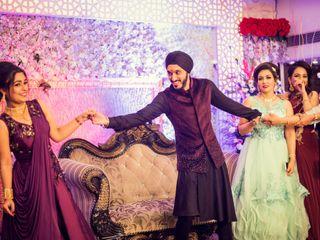 The wedding of Guneet and Jasdeep 1