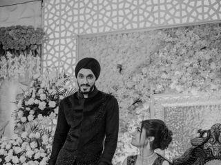 The wedding of Guneet and Jasdeep 3