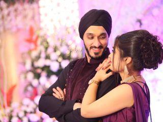 The wedding of Guneet and Jasdeep 2