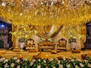 The wedding of Kriti and Sidhant 2