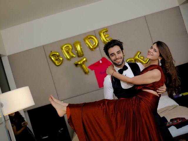 The wedding of Kriti and Sidhant