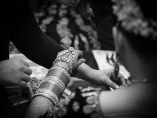 The wedding of Poonam and Vineet 3