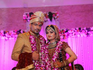 The wedding of Pinki and Shailesh 1
