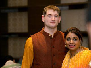 The wedding of Nidhi and Jonathan 3