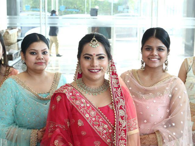 The wedding of Nivedita and Gagan