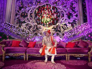 The wedding of Vaishali and Akshay 3