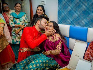 The wedding of Devanshi and Krish 2