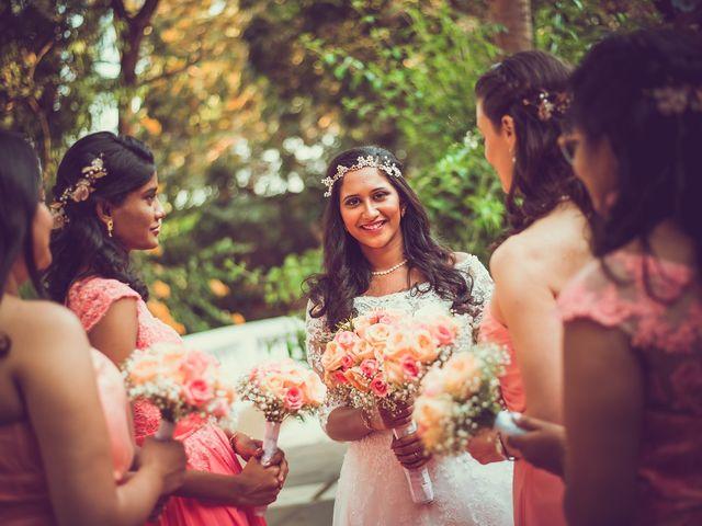 Tyson and Shilpa's wedding in North Goa, Goa 1