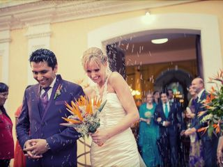 The wedding of Denver and Yanah