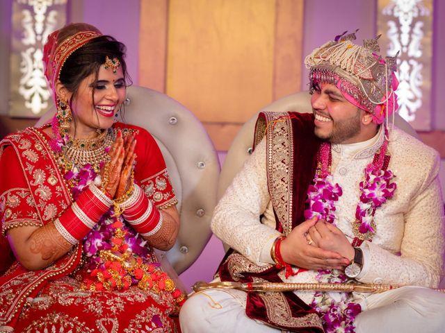 The wedding of Kanika and Karan