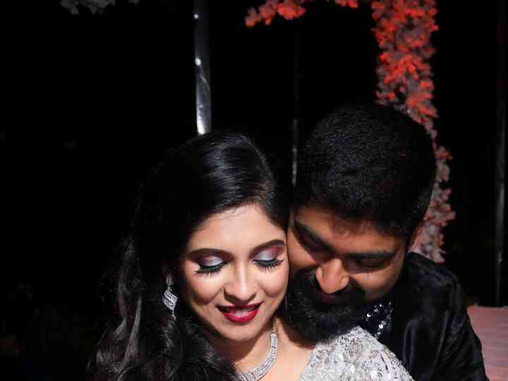 The wedding of Meeti and Sarthak