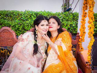 The wedding of Meeti and Sarthak 1