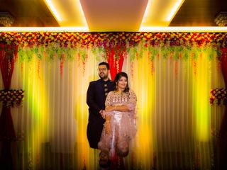 The wedding of Barbie and Sandeep 3