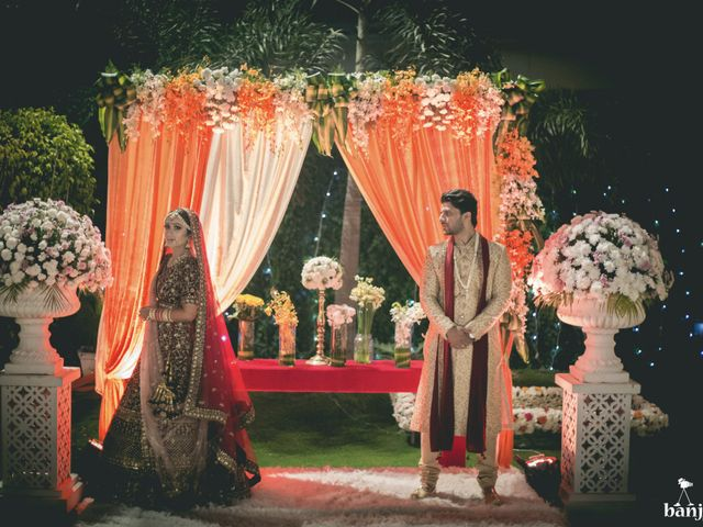 The wedding of Neha and Adit