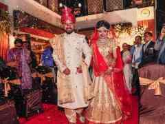 The wedding of Suman and Pankaj 1
