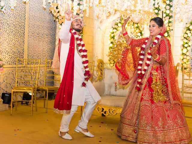 The wedding of Sheha and Amit