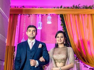 The wedding of Vidhi and Umang 2