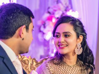 The wedding of Vidhi and Umang 3