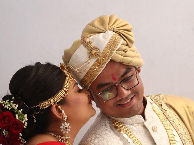 The wedding of Hetal and Vijay