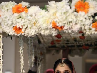 The wedding of Aakriti and Yuvraj 2