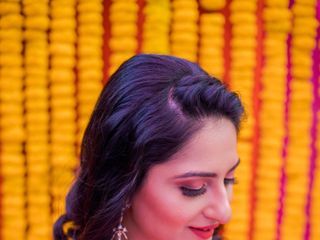 The wedding of Aakriti and Yuvraj 3