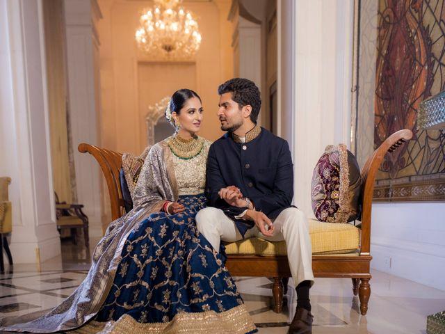 The wedding of Aakriti and Yuvraj