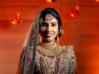 The wedding of Anisha and Hidayath Suhail 2