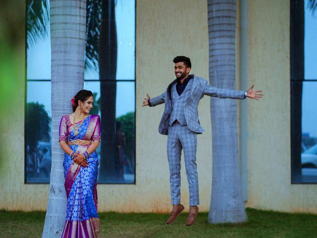 The wedding of Gayatri and Rutesh