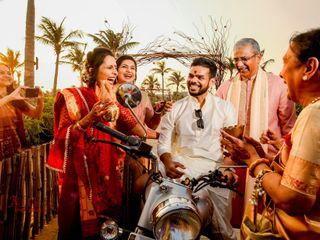 The wedding of Natasha and Rajiv 2