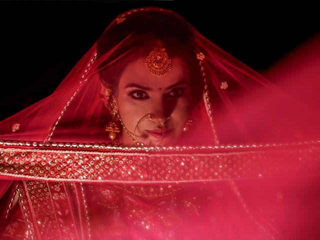The wedding of Kaajal and Jatin
