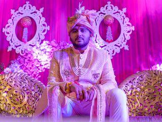 The wedding of Ravi and Shubhi 2