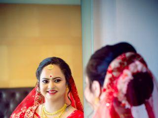 The wedding of Nabanitha and Varun 2
