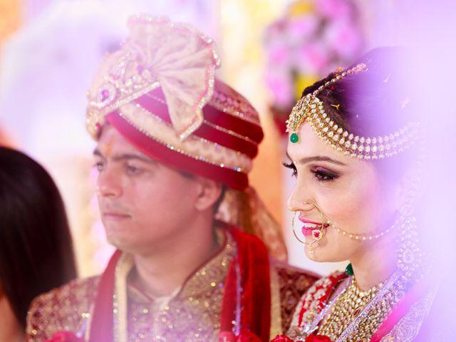 The wedding of Nandita and Shakti