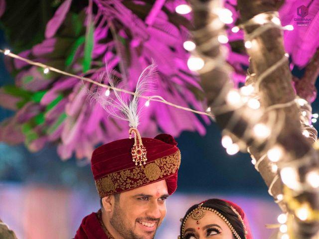 The wedding of Neetu and Abhishek