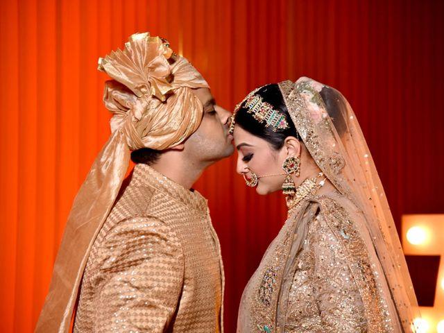 The wedding of Sapna and Jitendra