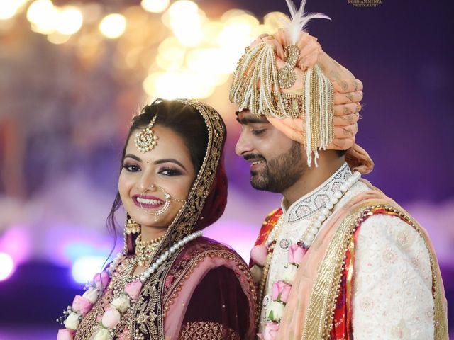 The wedding of Rachita and Nishant