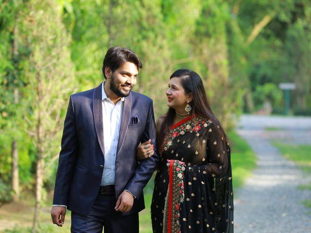 dr.shobha and dr.atul's wedding in Gurgaon, Delhi NCR 8