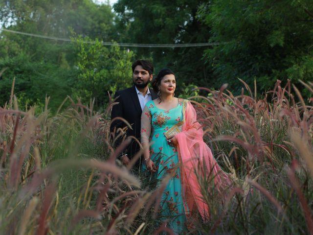 dr.shobha and dr.atul's wedding in Gurgaon, Delhi NCR 9
