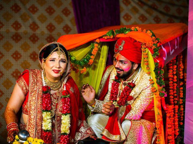 dr.shobha and dr.atul's wedding in Gurgaon, Delhi NCR 2