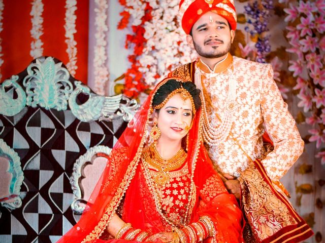 The wedding of Shalini and Rohit