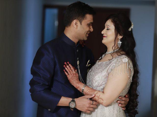 The wedding of Sheetal and Rahul