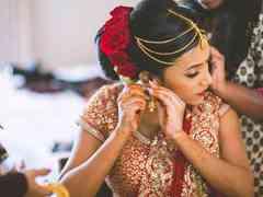 The wedding of Chandini and Akshay 2