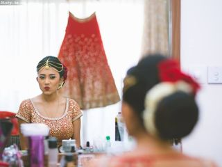 The wedding of Chandini and Akshay 3