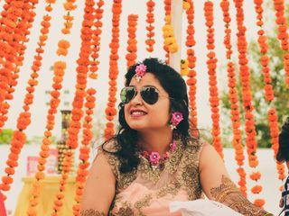 The wedding of Bhawna and Rahul 2