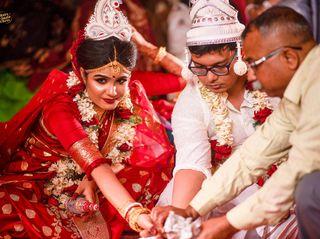 The wedding of Shreya and Arnab 3