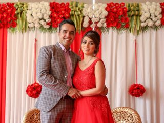 The wedding of Shaifali and Abhijeet 1