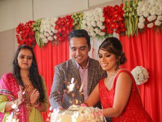 The wedding of Shaifali and Abhijeet 3