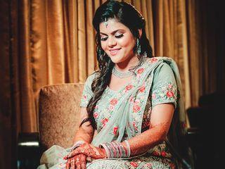 The wedding of Roli and Aditya 1
