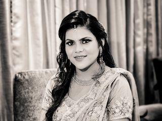 The wedding of Roli and Aditya 3